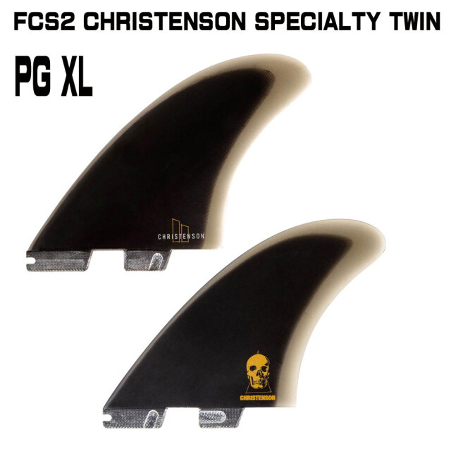 FCS2 CHRISTENSON TWIN PG サイズXL