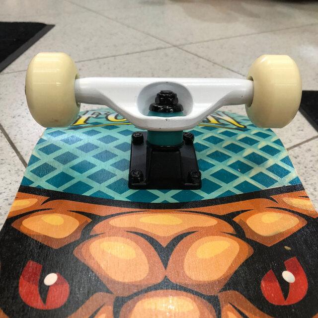 Foxen スケートボードスケートボード 8.75インチ