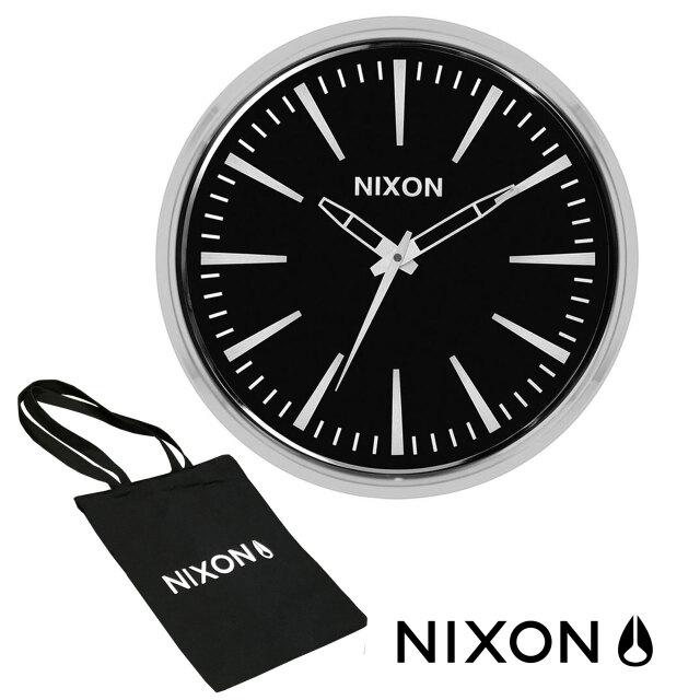 壁掛け時計 ニクソン セントリーウォールクロック
