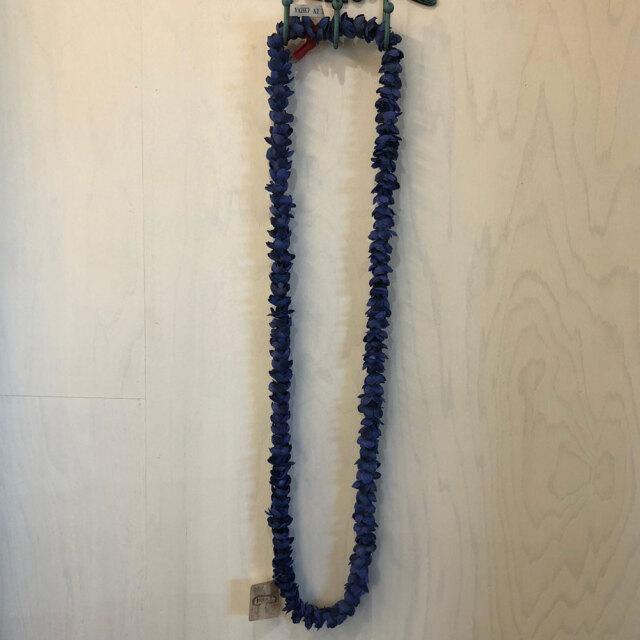 フラダンス ハワイ ロングレイ ブルー 150cm