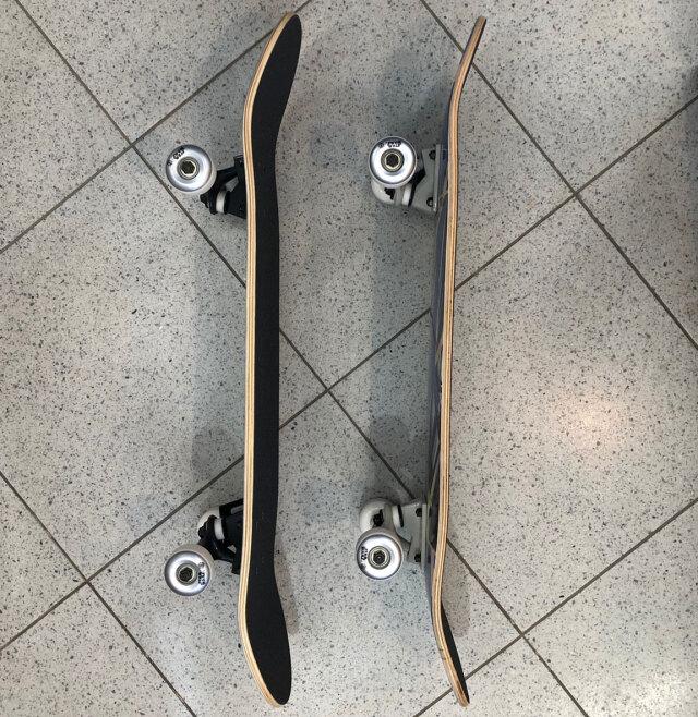 ELEMENT エレメント×スターウォーズ コラボ コンプリートスケートボード 8インチ 7.75インチ