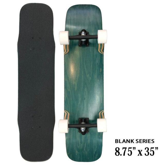 スケートボード コンプリート 8.75x35 inch