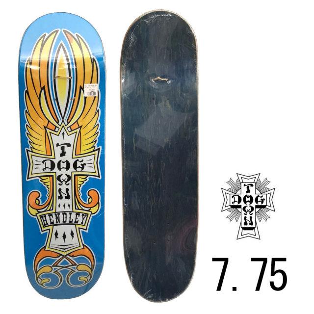 スケートボード デッキ ドッグタウン スケートボード デッキ ウイングデッキ ポット WINGS DECK Pott 7.75