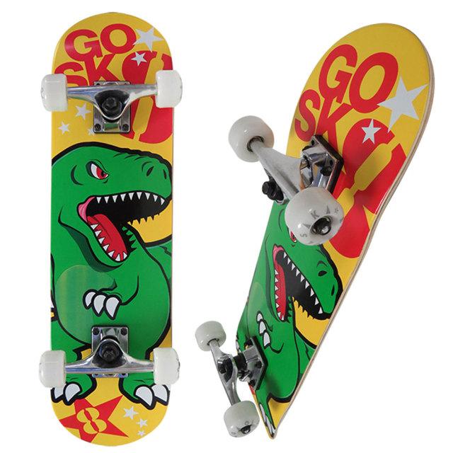子供用 スケートボード ゴースケート GO SK8 28インチ