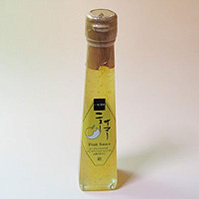ニューサマーフルーツソース 150g 伊豆 特産 ニューサマーオレンジ  日向夏 フルーツ 果実 いとう白子