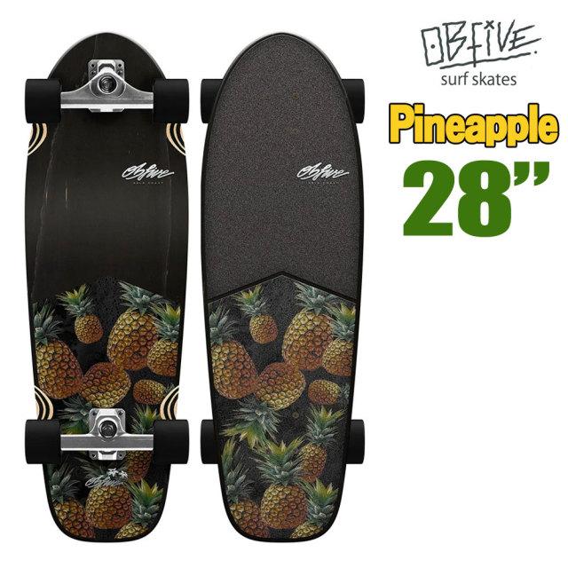 オービー ファイブ サーフスケート スモークパイナップル OB Five Smoked Pineapple RKP-1 28インチ