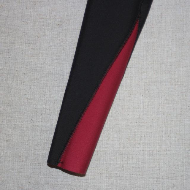 レディースウェットスーツ ロキシー 2mm ポップサーフフロントジップ フルスーツ 2/2MM