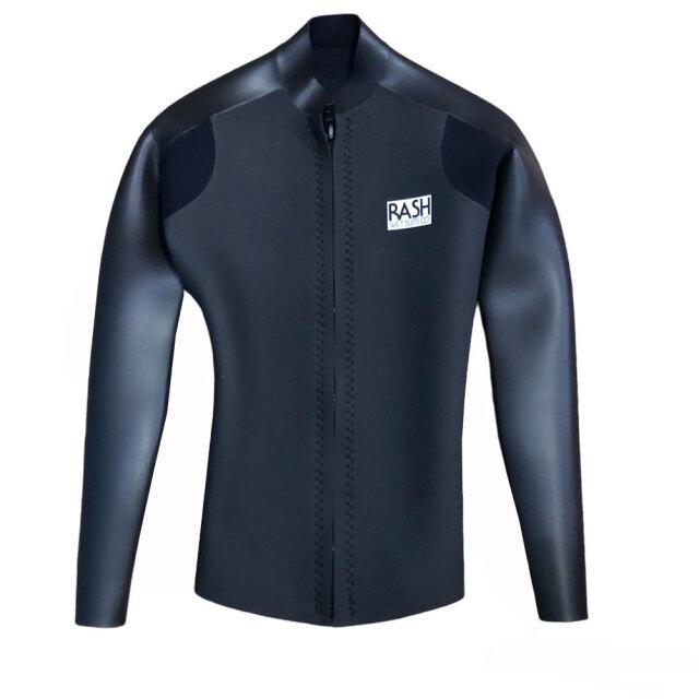 【送料無料】 サーフィン ウェットスーツ タッパー RASH レディースウェットスーツ 限定 ロングスリーブタッパー フロントファスナー 2mm オールスキン フロントジップ 夏 海 ファッション