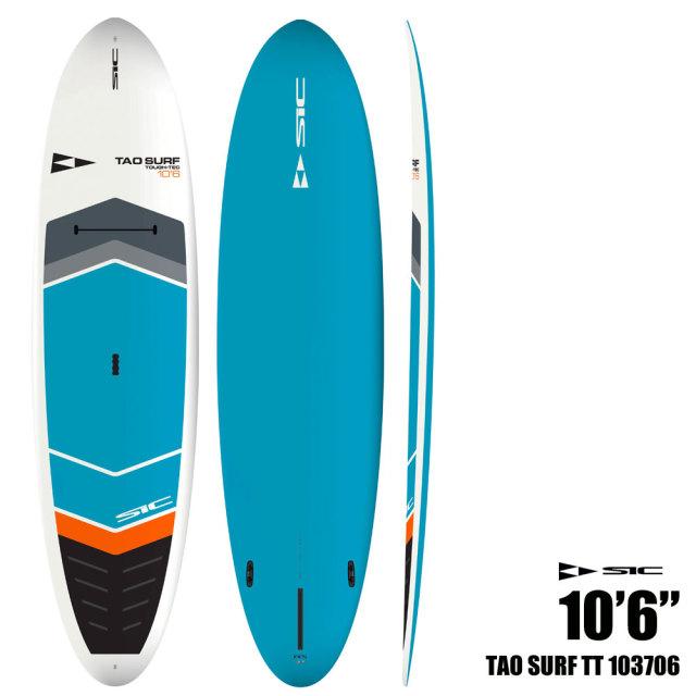 スタンドアップパドルボード エスアイシー サップ タオサーフ タフテック 103706 TAO SURF TOUGH TEC 10'6 X 31.5