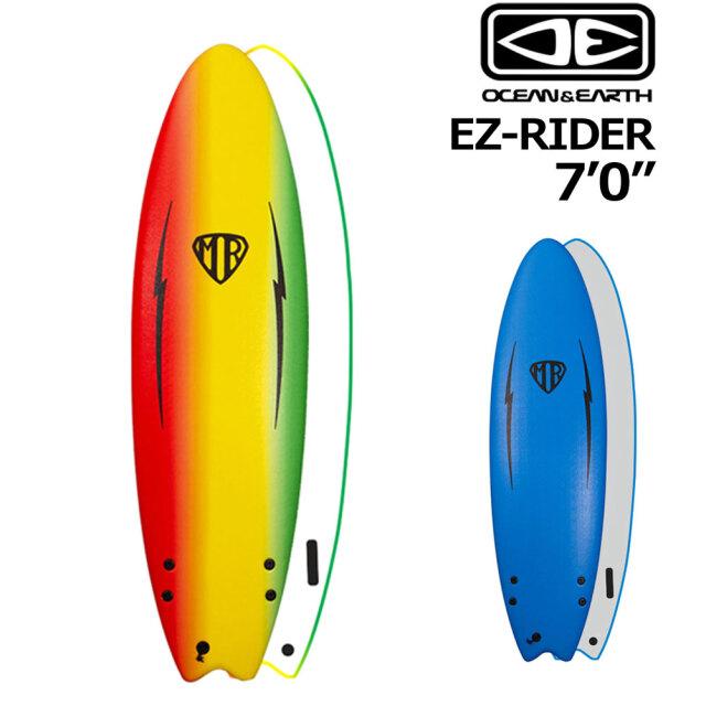 ソフトボード オーシャンアンドアース エムアールイージーライダー 7 0 OCEAN&EARTH MR EZI RIDER SOFT BOARD