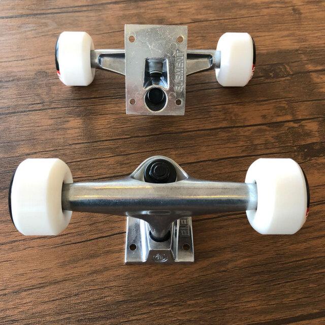 エレメント スケボー スケートボード トラックセット ELEMENT Component Trucks Bundle 5.25