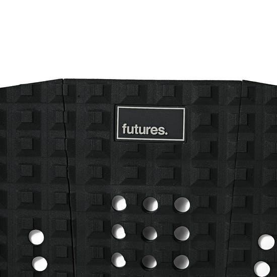 デッキパッド フューチャーズ トラクション ブリュースター Futures. F3P  Brewster 3 PCS Traction