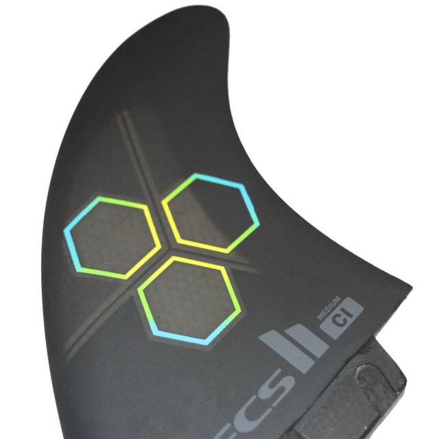 FCS2 フィン ショートボード用 FCS II CI PC TRI FINS MEDIUM チャンネルアイランド