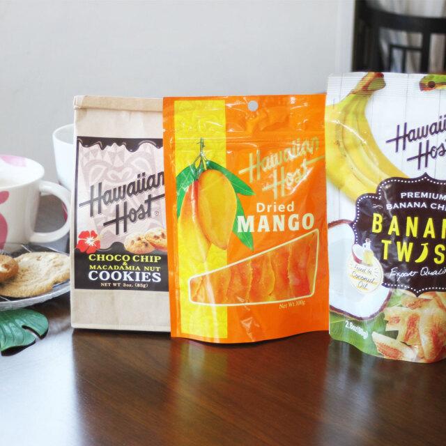 スイーツ セット 3点 ドライマンゴー/バナナツイスト/チョコチップクッキー