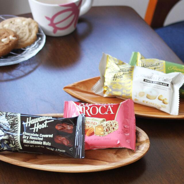 チョコ ギフト ハワイアンホースト チョコレート マウナロア マカダミアナッツ セット
