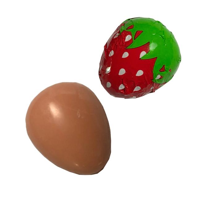 いちごちょこれーと チョコレート プチギフト 9粒入り