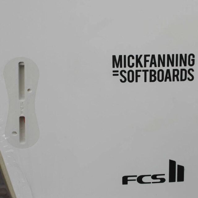 ミックファニング ソフトボード サーフボード KUMAFISH 5'6 SOY クマフィッシュ FCS2 MICK FANNING SOFTBOARD