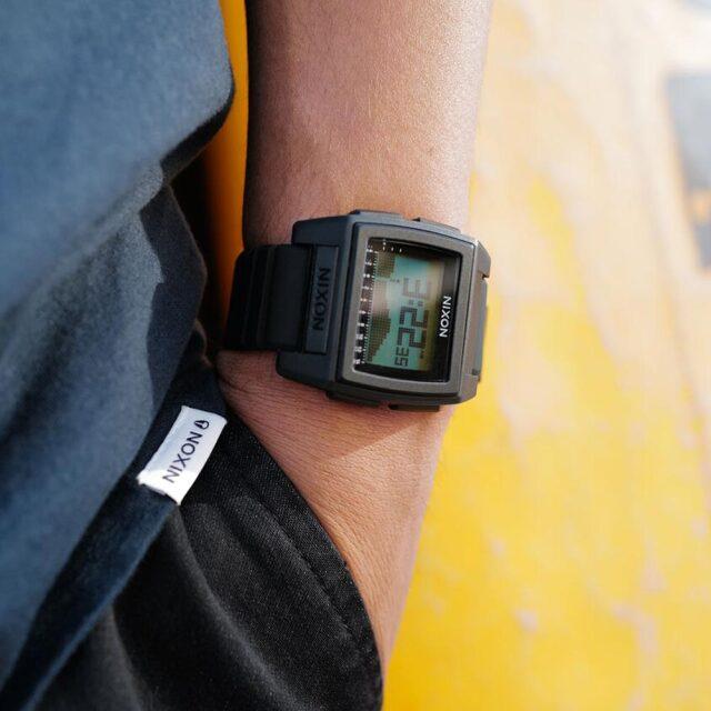 NIXON ニクソン 腕時計 THE BASE TIDE PRO メンズ ベース タイド プロ