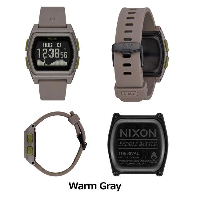 NIXON RIVAL ニクソン ライバル 腕時計 メンズ レディース ユニセックス