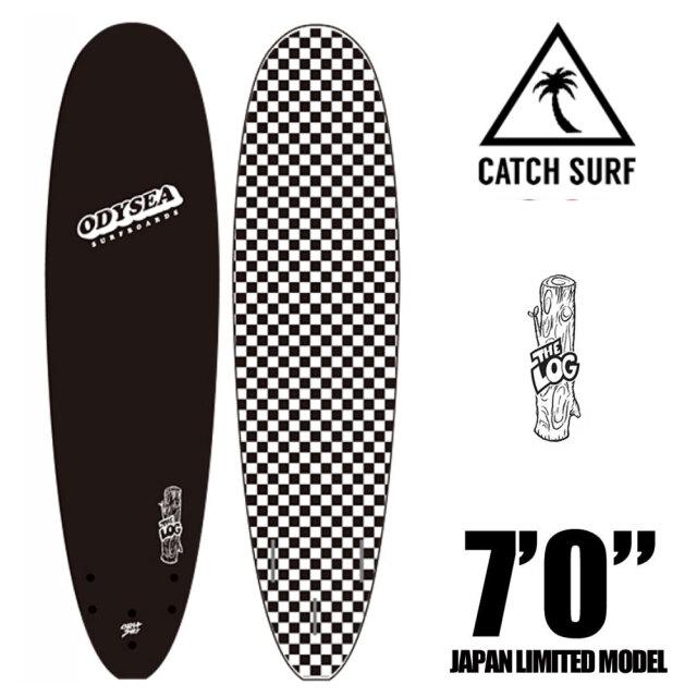 ソフトサーフボード 7'0 キャッチサーフ ログ 日本限定モデル CATCH SURF LOG 7'0 JAPAN LIMITED MODEL
