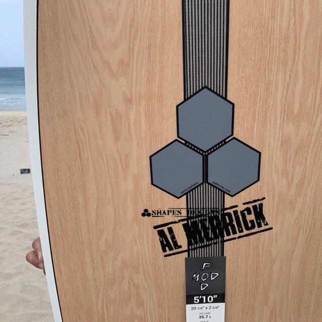 5'10 トルクサーフボード アルメリック ポッドモッド TORQ Surfboard CI-PODMOD-X-LITE JAPAN LIMITED LINE TANK COLOR