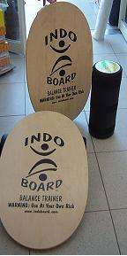 INDO BOARD インドボード ナチュラル /トレーニング サーフィン
