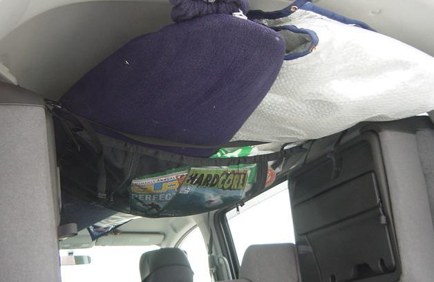 カーモック Car Mock 車内用サーフボードラック/サーフィン カー用品 / bl3160