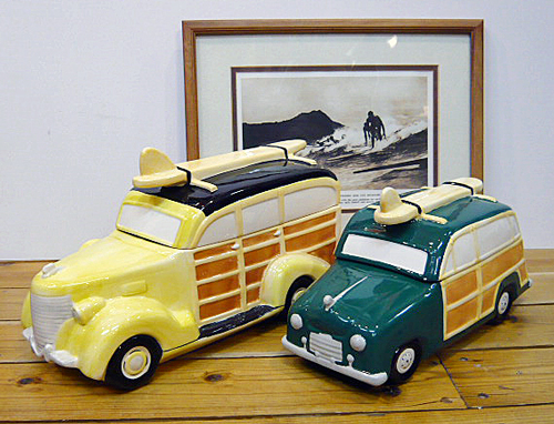 ウッディークッキージャー(1939Chevy&1949Ford)