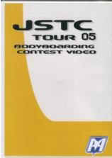 JSTC TOUR 05 /  ボディボードDVD / dvdb1620
