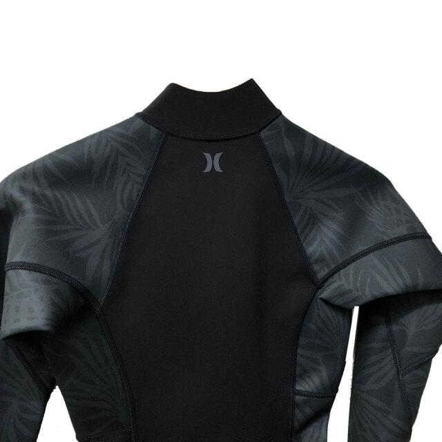 ハーレー レディース ウェットスーツ 1mm ジップアップジャケット アドバンテージプラス