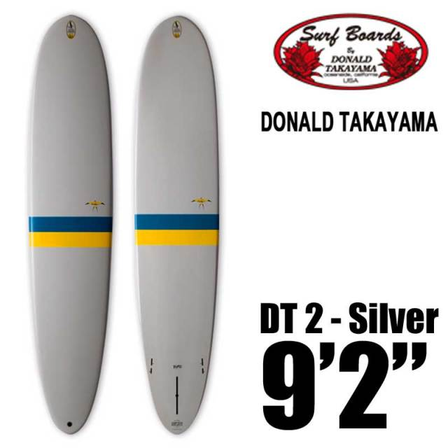 "ロングボード HAWAIIAN PRO DESIGNS  DT-2 9'2"" SURF TECH"