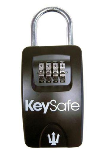 【送料無料キャンペーン】FARKING ファーキング セキュリティーキーボックス KEY SAFE/収納型南京錠 防犯用品 カー用品