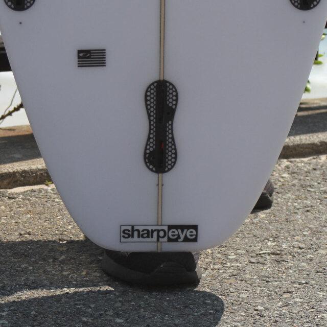ショートボード シャープアイ ディスコ  3FIN SHARPEYE DISCO FCS2