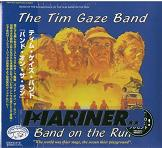 THE TIM GAZE BAND ティム・ゲイズ・バンド 「Band on the Run」
