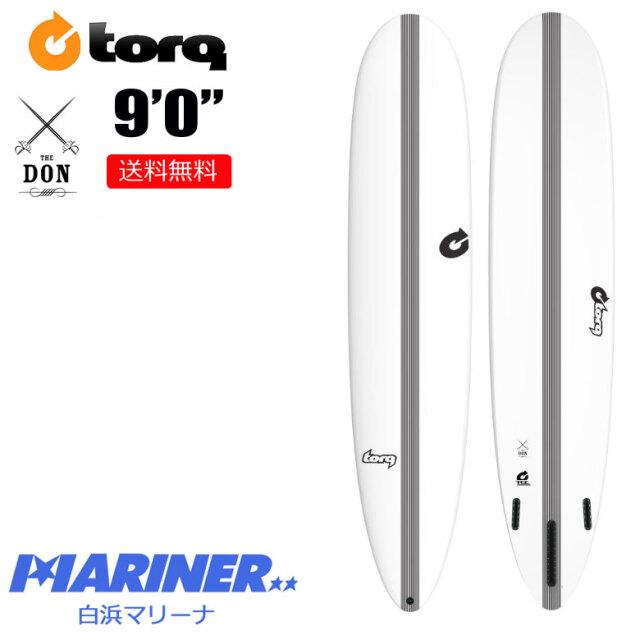 """サーフボード ロングボード 9'0""""トルクサーフボード ザドン TORQ SURFBOARDS TEC THE DON"""
