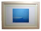 HOLY BLUE ホーリーブルー絵画 「WAVE」 堀内朗絵画