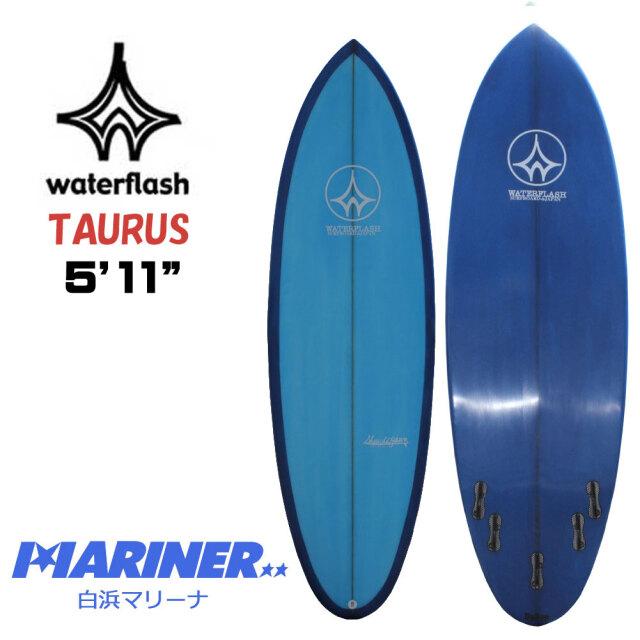 ショートボード サーフボード 5'11 ウォーターフラッシュ サーフボード タウルス  Water Flash Surfboard TAURUS