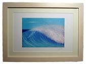 HOLY BLUE ホーリーブルー絵画 「ゆめのなかで」 堀内朗絵画