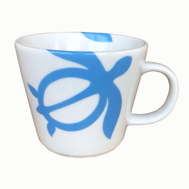 ハワイアンホヌ海亀マグカップ