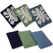 Hawaiian quilt ハワイアンキルトグッズ ハイビスカス柄ポケットティッシュケース / ハワイアン雑貨 インテリア