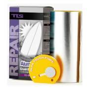 TOOLS トゥールス クラッシュボードテープ アルミ CRUSH BOARD TAPE サーフボード修理 リペアテープ