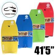 【送料無料】Smile Bodyboard スマイルボディボード2点セット 41.5インチ/ボディボードお買い得セット/初心者用ボディボード/子供用ボディボード