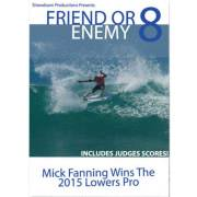 FRIEND OR ENEMY8/Surf DVD サーフィン