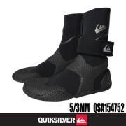 QUIKSILVER クイックシルバー サーフブーツ QSA154752 5/3MM QUIKDRY SPLIT TOE BOOT