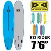 ソフトサーフボード OCEAN&EARTH EZI RIDER SOFT BOARD 7'6 ソフトボード