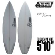 【送料無料】CHANNEL ISLANDS The Black and White 5'10/FCS アルメリック チャネルアイランズ【送料無料】