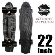 "Penny Skateboards「BLACK ""Knight"" CAMO」Japan limited/日本限定モデル ペニースケートボード ブラックナイトカモ"