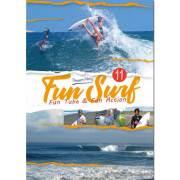 【予約販売】FUN SURF11 ファンサーフ11 Fun Tube & Fun Action/サーフィンDVD