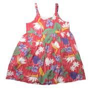 ハワイアン キッズ ワンピース ピンク/女の子用 子供服
