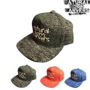 NATURAL BORN CAVERS ナチュラルボーンカーバーズ メンズロゴキャップ /男性用帽子